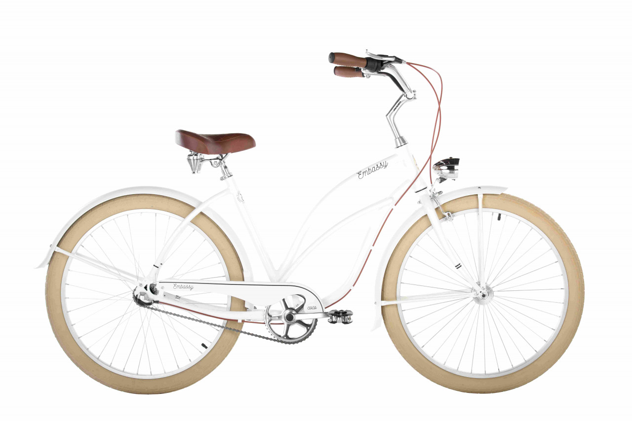 26 Zoll Cruiser Embassy Simple Coco 1,3 oder 7 Gänge