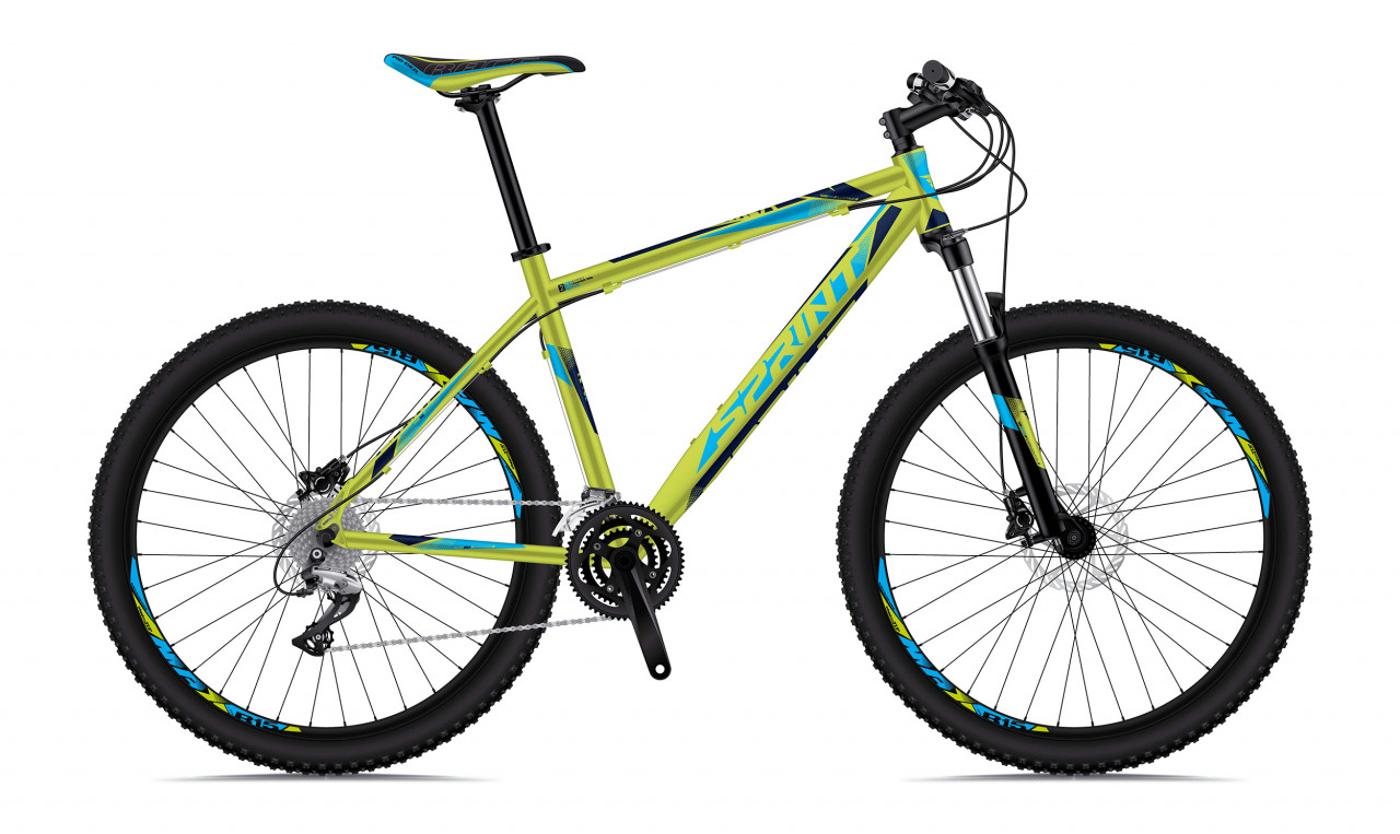 Sprint 29 Zoll Mountainbike Maverick Alu