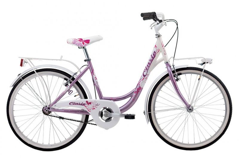 24 Zoll Kinderrad Cinzia Liberty Girl Single Speed