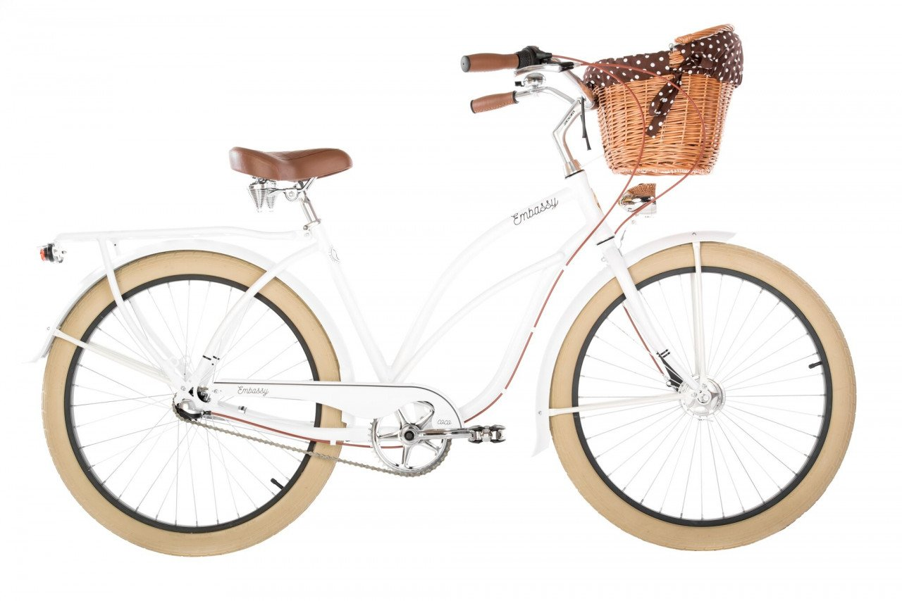 26 Zoll Cruiser Embassy Deluxe Coco 1,3 oder 7 Gänge
