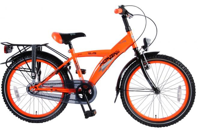 Volare Thombike City Jungenfahrrad 20 Zoll Shimano Nexus 3 Gang Neon Orange 95%