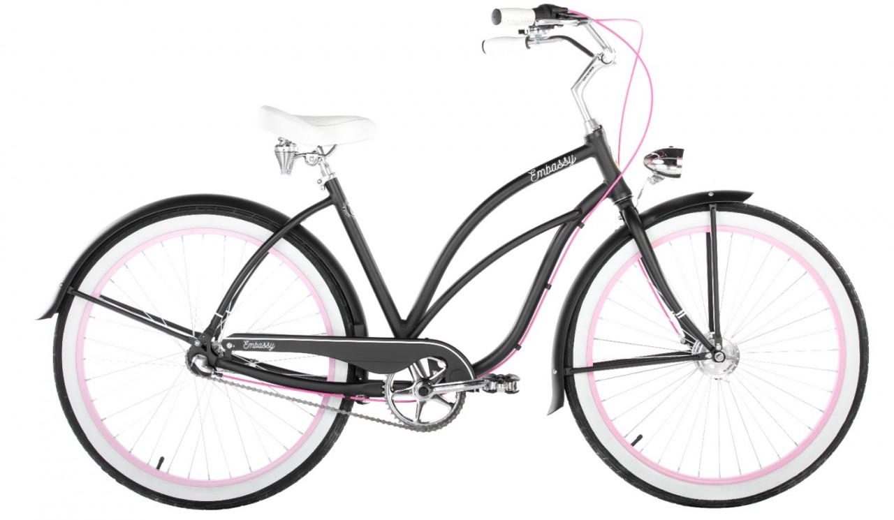 26 Zoll Cruiser Embassy Simple Point Loma 7 Gänge
