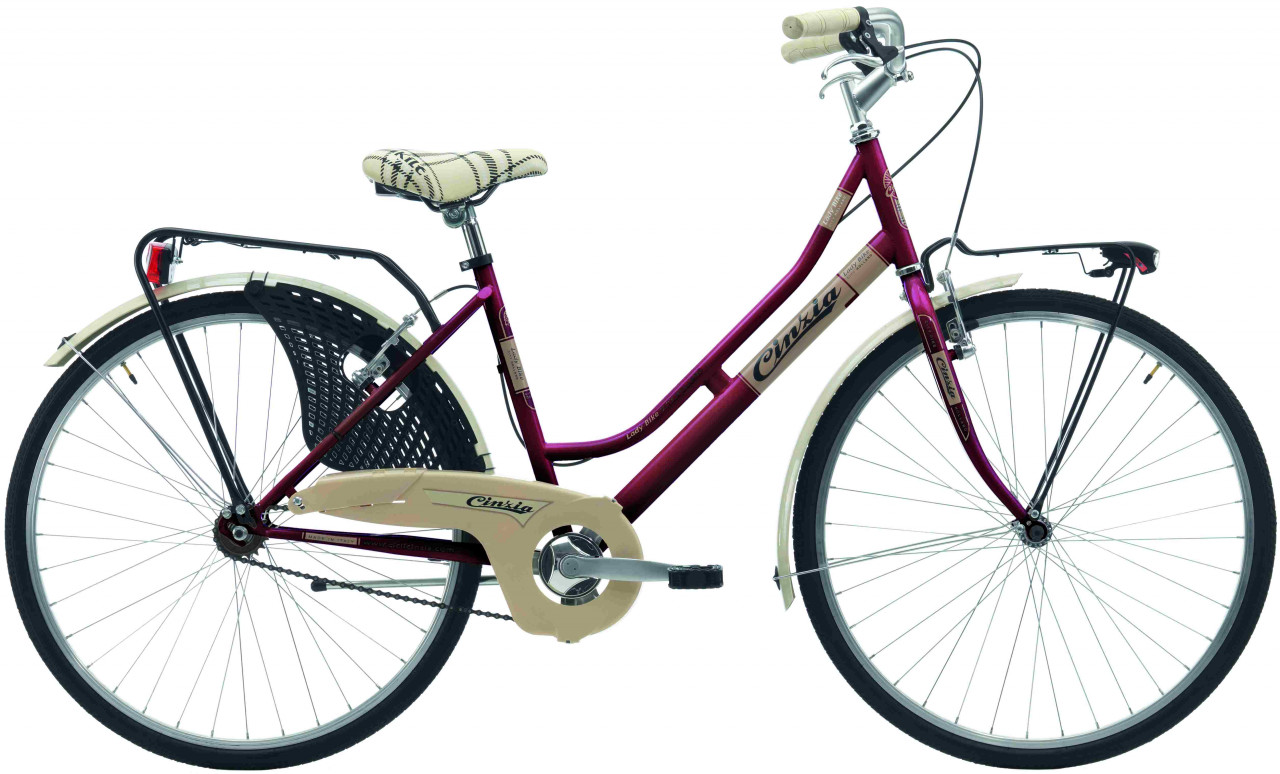 26 Zoll Cityfahrrad Cinzia Friendly Lady Single Speed