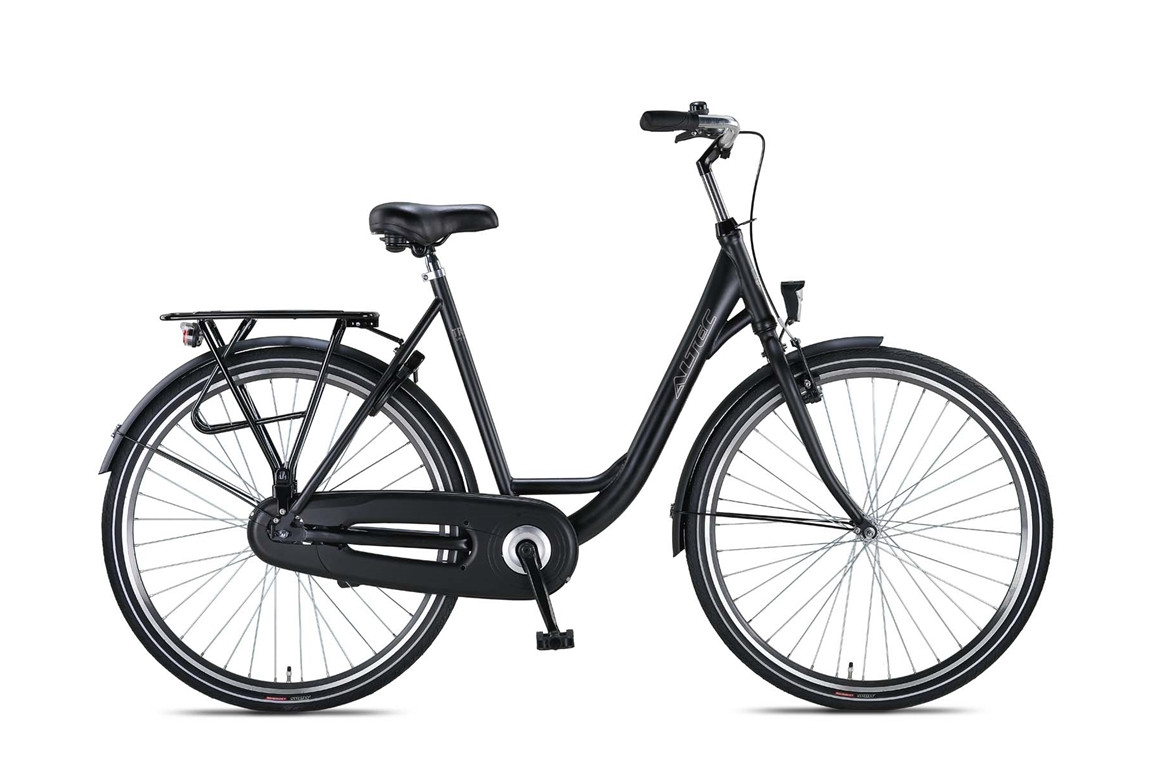28 Zoll Cityrad Damen Altec Trend Single Speed Schwarz