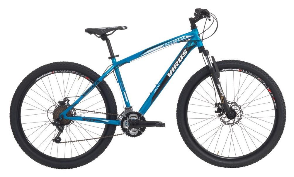 27,5 Zoll Mountainbike Cinzia Virus 21Gänge Scheibenbremsen