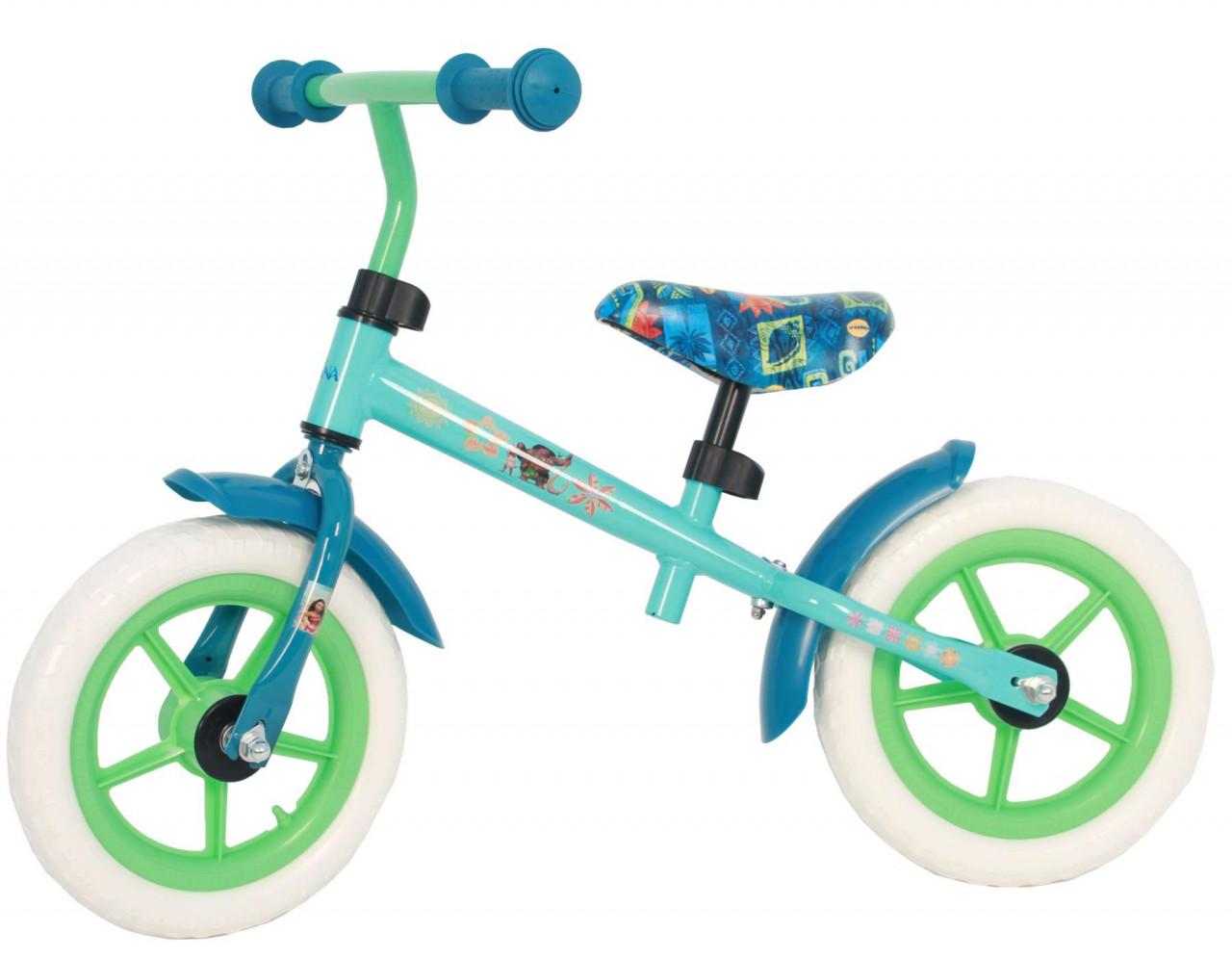 Disney Vaiana Kinder-Laufrad 12 Zoll