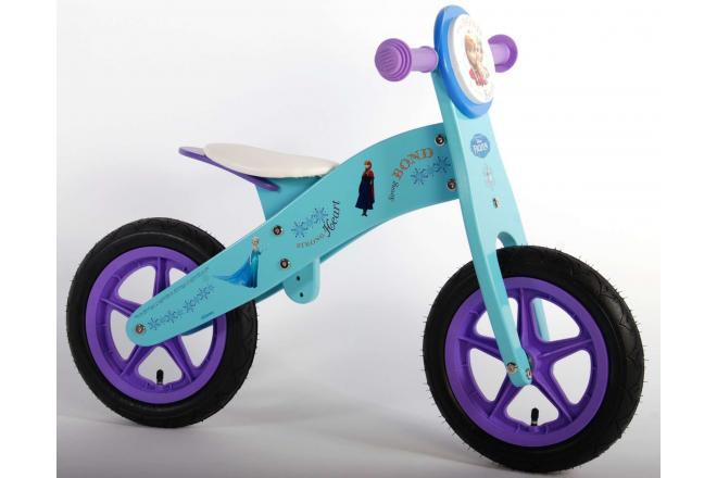 Disney Frozen die Eiskönigin Holz Kinder-Laufrad 12 Zoll