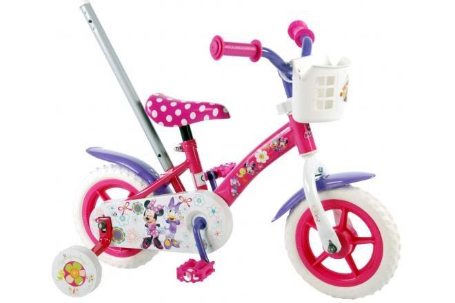 Disney Minnie Mouse Bow-Tique Kinderfahrrad 10 Zoll