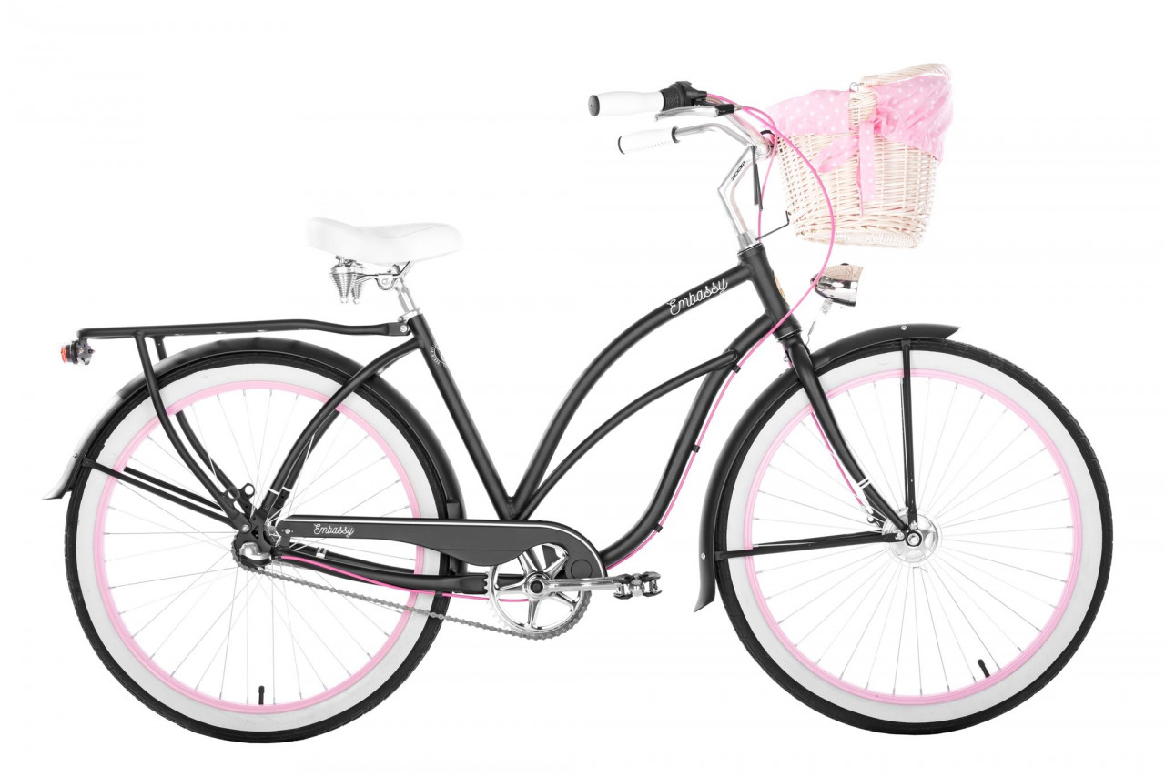 26 Zoll Cruiser Embassy Deluxe Point Loma 7 Gänge