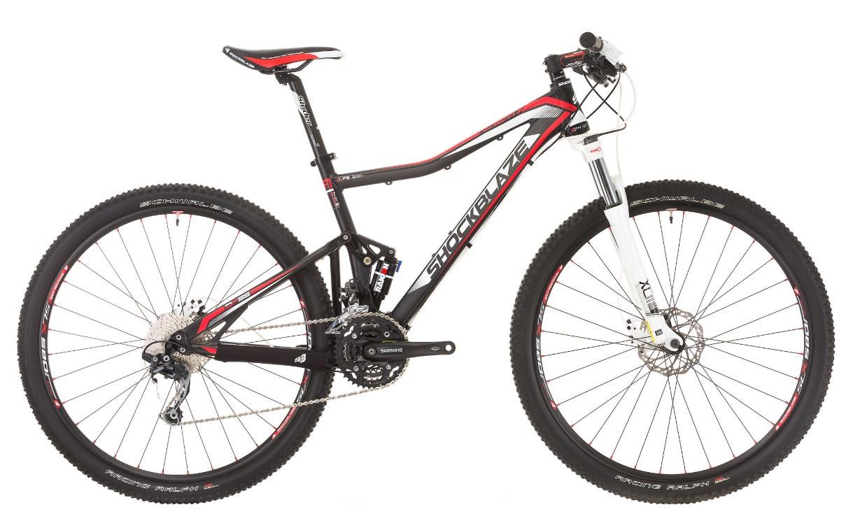 Shockblaze Mountainbike ENEMY PRO-RACE 29 Zoll