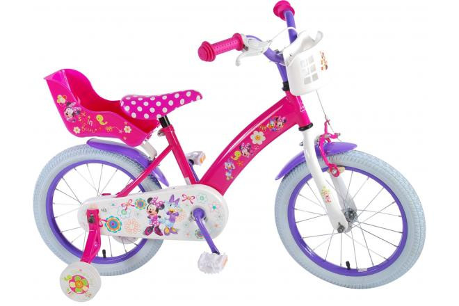 Disney Minnie Bow-Tique Kinderfahrrad 16 Zoll