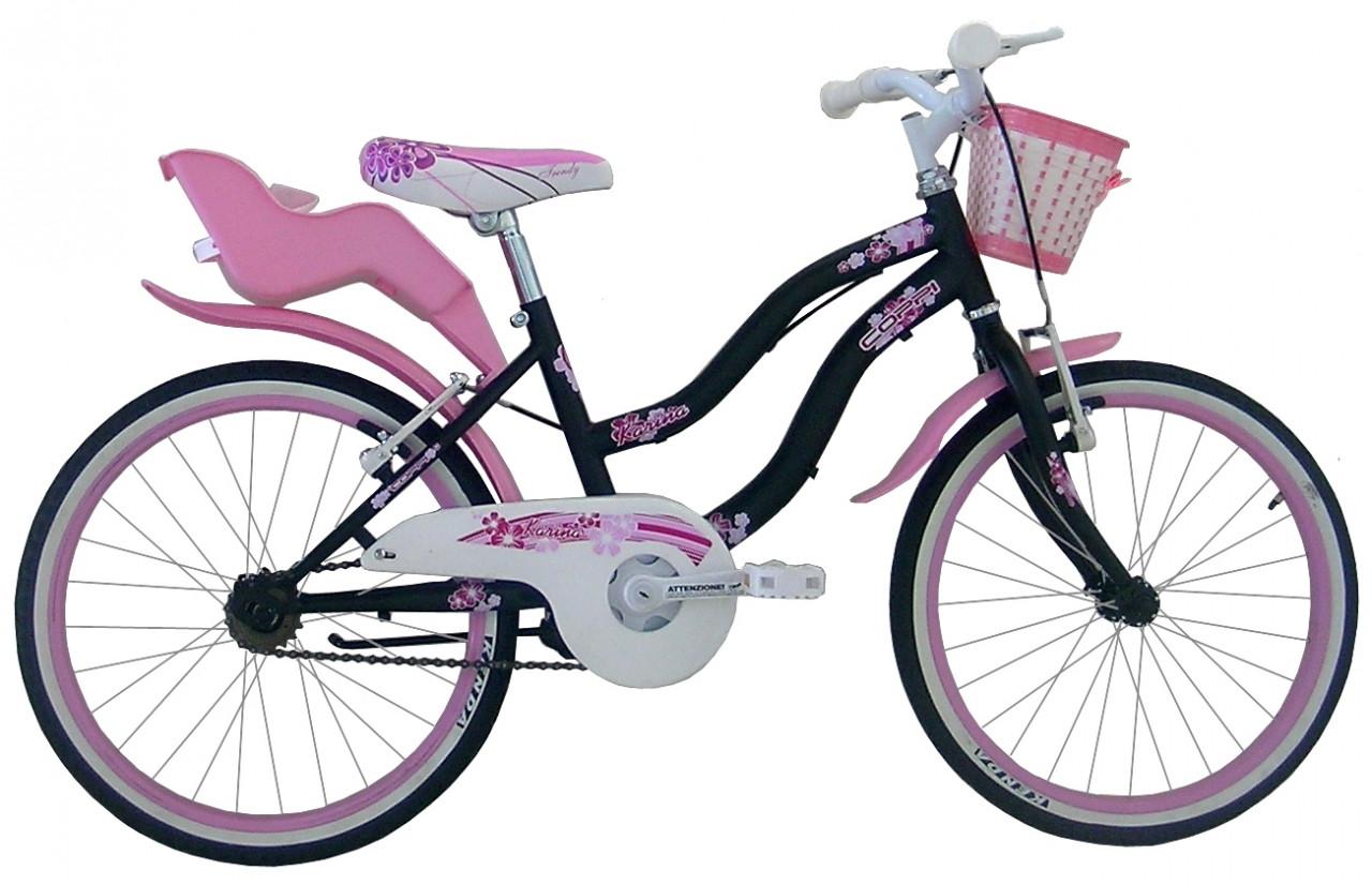 20 Zoll Mädchen Fahrrad Coppi Karina