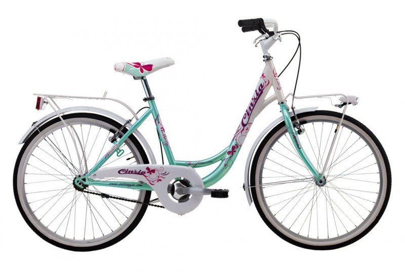 24 Zoll Kinderrad Cinzia Liberty Girl Single Speed