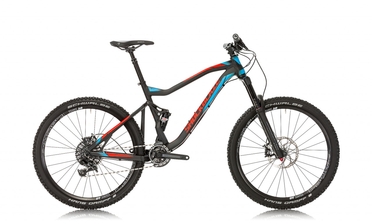 Shockblaze Mountainbike SKIN RACE 27,5 Zoll Alu