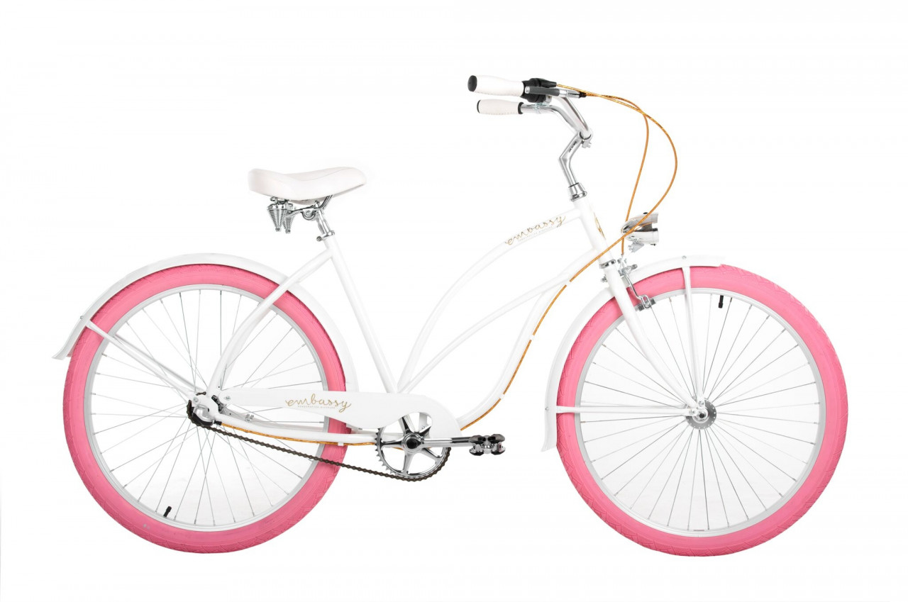 26 Zoll Cruiser Embassy Simple Pinkie Pie 7 Gänge