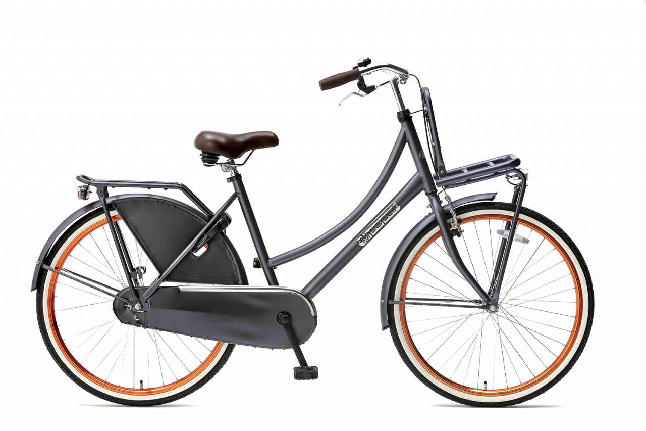26 Zoll Cityrad Damen Popal Daily Dutch Basic Single Speed