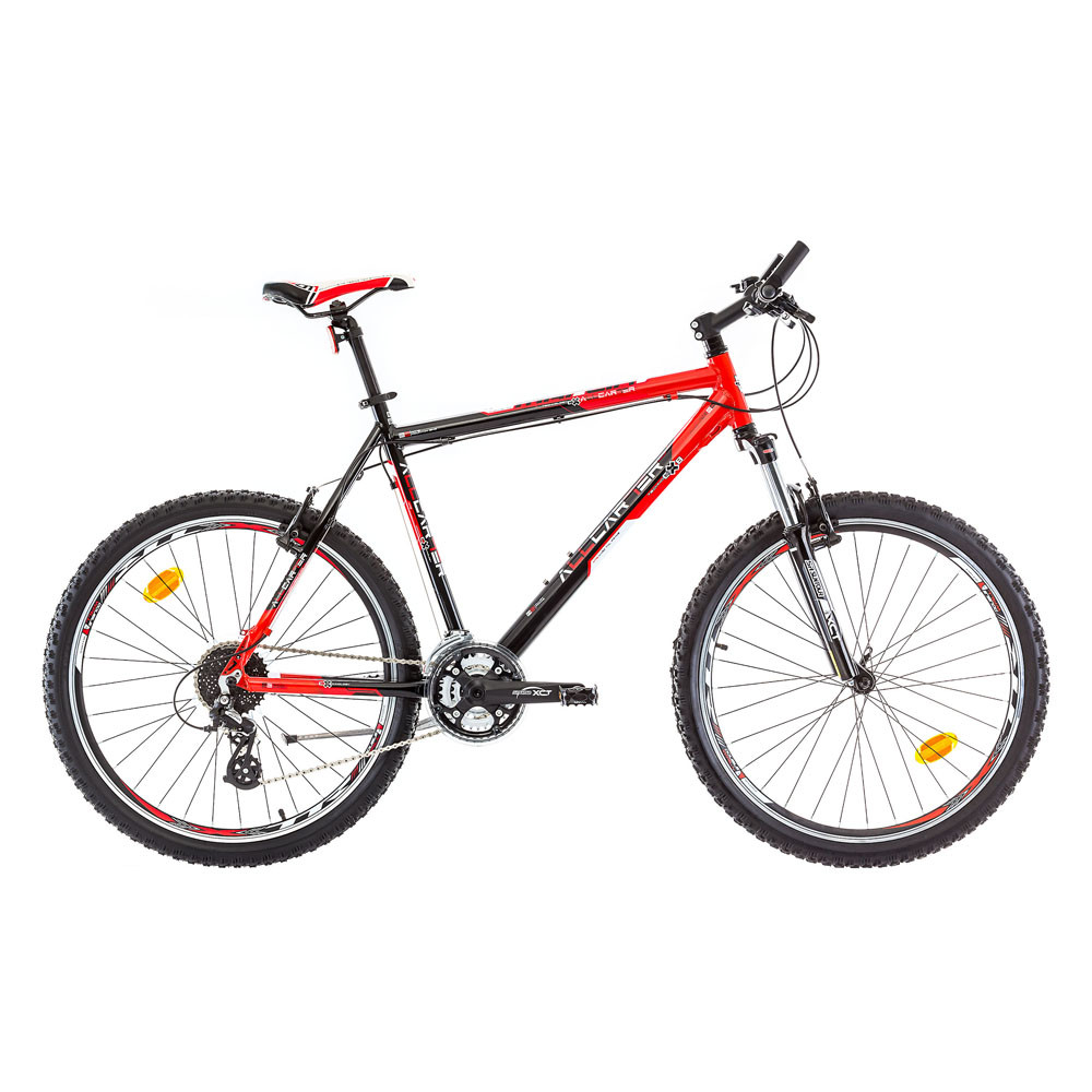 Bikesport 26 Zoll Mountainbike All Carter Marlin Alu