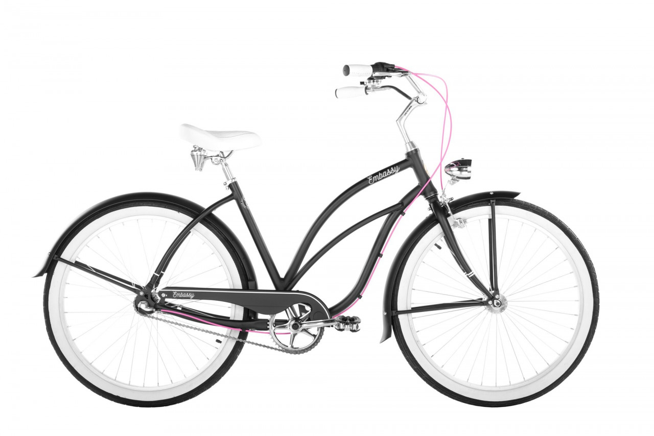 26 Zoll Cruiser Embassy Simple Point Loma 1,3 oder 7 Gänge