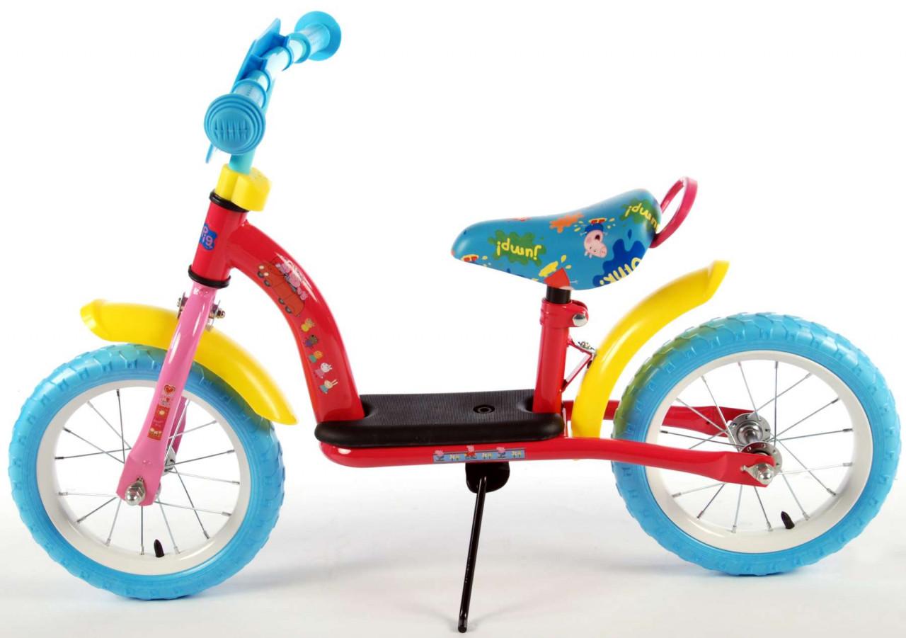 Peppa Pig Kinderlaufrad 12 Zoll Luxe