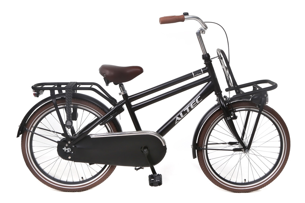 20 Zoll Jungenfahrrad Altec Urban Single Speed