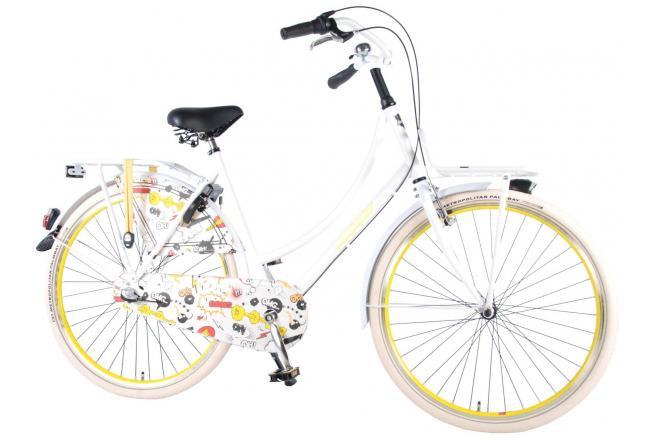 SALUTONI Urban Transportfahrrad Cartoon 28 Zoll 50 cm Shimano Nexus 3 Gang 95% z